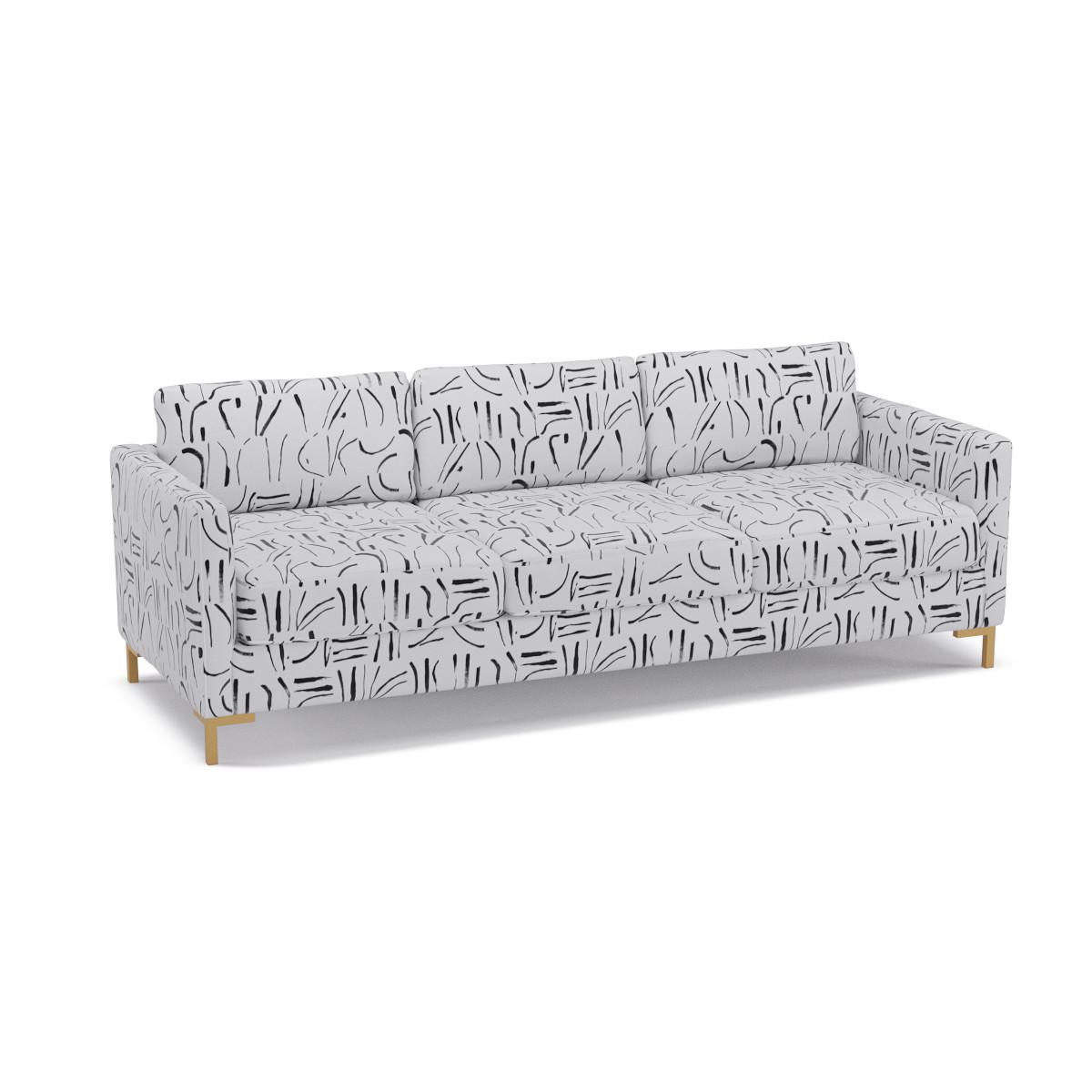 Modern Sofa   White Sibyl
