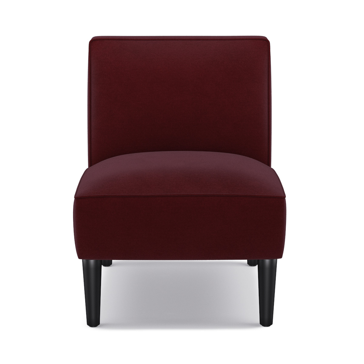 Tremendous Slipper Chair Bordeaux Velvet Ibusinesslaw Wood Chair Design Ideas Ibusinesslaworg